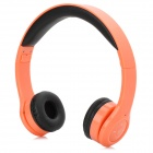 iLead IX-3011 Fashion Sport Stereo Bluetooth V3.0 Kopfhörer w / Mikrofon - Orange + Schwarz