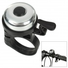 KK-98 Handle Bar Bell for Bicycle - Black + Silver (31.8cm)