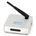 Measy A1W 2.4GHz Wireless Wi-Fi / DLNA Player Box w/ HDMI - Grey