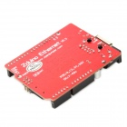 OPENJUMPER OJ-KZ008 Zduino Ethernet (5100) Module Works with Official Arduino Ethernet - Red + Black