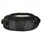 Ryder Security Money / Passport Waist Belt Bag - Black