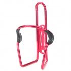 Windstärke MA-01 Compact Aluminum Alloy Bottle Holder Frame for Bike - Red
