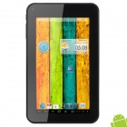 "IPPO M7 7"" TFT Dual Core Android 4.2.2 Tablet PC w/ 512MB RAM / 4GB ROM / G-Sensor - Black"