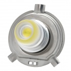 LD FLB-H4-B01-3W 210lm 6500K H4-3 Epistar LED White Light Car Fog Lamp - Plata (12 ~ 24V)