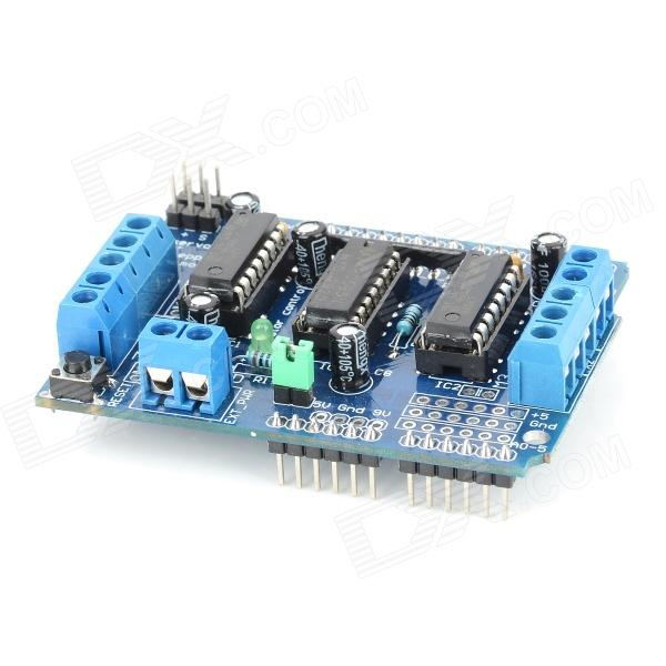 Keyes L293d Motor Control Shield For Arduino Blue Free