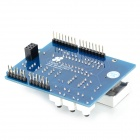 CATALES Arduino Expansion Board Clock Shield Wire Digital Module - Blue + Black