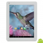 "Soxi X5 Quad Core 9.7 ""Android 4.1 Tablet PC ж / 2GB RAM / ROM 16 Гб / HDMI - серебро + белый"