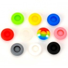 Thumbsticks Joystick Grips for PS3,PS2,Xbox 360 - Multicolored (10PCS)