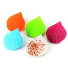 FUNI CT-332 Multifunction Cute Shells Style Fridge Magnet Clip - Multicolored (5 PCS)