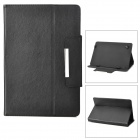 "Universal Protective PU Leather Case for 10.1"" Tablet PCs - Black"