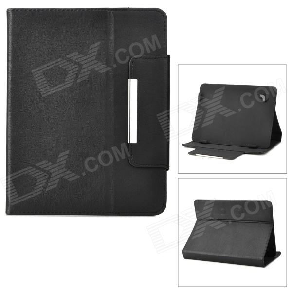 цены  Universal Protective PU Leather Case for 8