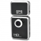 "GPS2000 1.5"" TFT HD 1080P 5.0MP CMOS Car DVR Set w/ G-Sensor / Mini HDMI / TF / External GPS Logger"