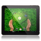 "S916 9.7"" A31S 9.7"" Touch Screen Quad-Core Android 4.1.1 Tablet PC w/ 8GB ROM / 1GB RAM - Silver"