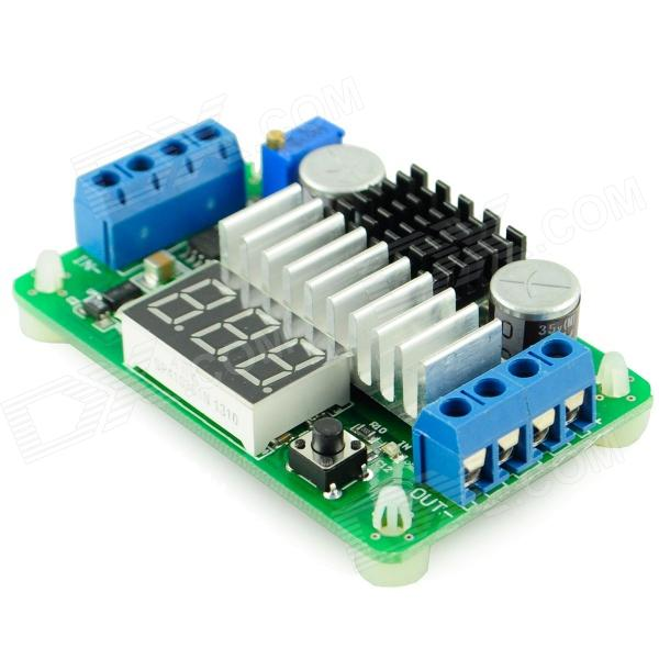 LTC1871 DC to DC Boost Module - Green (3.5~30V) hot sale leadshine acs606 dc input brushless servo drive with 18 to 60 vdc input voltage and 6a continuous 18a current