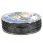 SK10 Strong Tension Anti-Bite Polythene Fiber Braided Thread Fishing Line - Grey (100m)