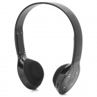 Stereo Bluetooth V2.1 + EDR Headset w / TF Slot / FM-Radio - Schwarz