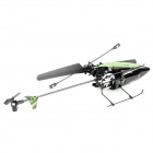 "WLtoys V911-1 4-Channel 2.4GHz  R/C Helicopter w/ 2.8"" LCD Remote Controller - Green + Black"