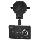 "BLACKVIEW GF5000 2.7"" TFT CMOS 5.0MP Wide Angle Car DVR Camcorder w/ IR Night Vision - Black"