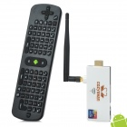 Cozyswan S400 Quad-Core Android 4.1.1 Mini PC w/ 8GB ROM / Fly Mouse / 4-Port USB HUB (EU Plug)