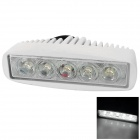 15W 950lm 5-LED Work Light Bar 30 Degree Spot Beam Offroad / Daytime Running Lamp (10~30V)