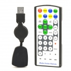 CPTCAM USB PC Computer Remote Controller - Multicolor (1 x CR2025)