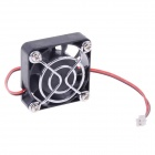 Jinli 4010 9-Blade Brushless Cooling Fan for 1/8 1/10 Scale Brushless ESC / Motor - Black (5V)