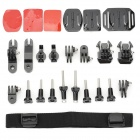 Multi-Purpose Water Resistant Sport DV Mount Holder Bracket Basic Kit for RD32, RD36, RD60 + More