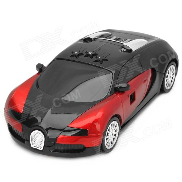ChuangZhuo CZ03 Car Model Style Full-Band Smart Radar Detector - Red + Black от DX.com INT