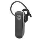 Stereo Bluetooth 3.0 Headset w/ Microphone - Black + Silver