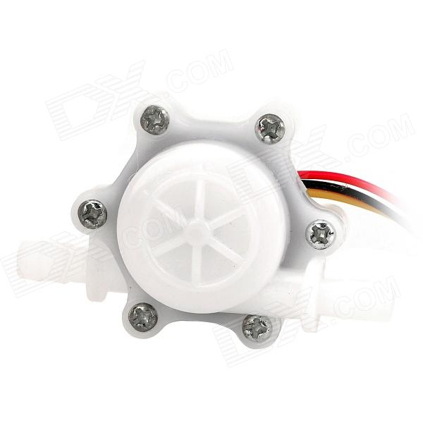 HS06 Water Flow Sensor - White (Inner Diameter: 1.2mm)