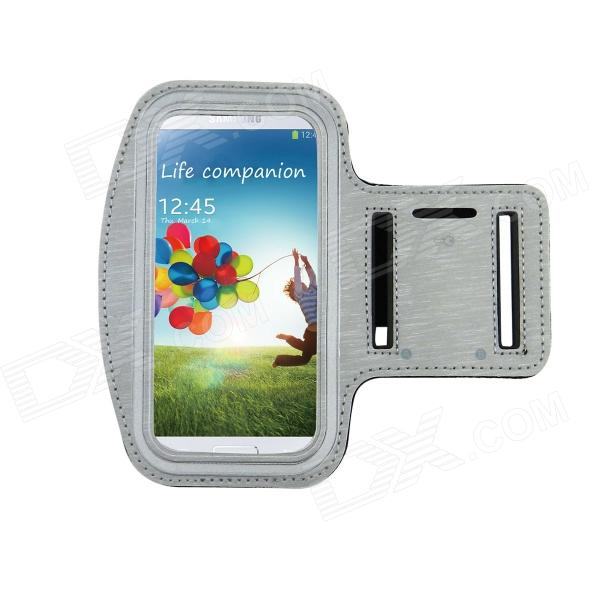 Sporty Gym Armand for Samsung GALAXY S4 / Samsung GALAXY Win SCH-I869 - Grey