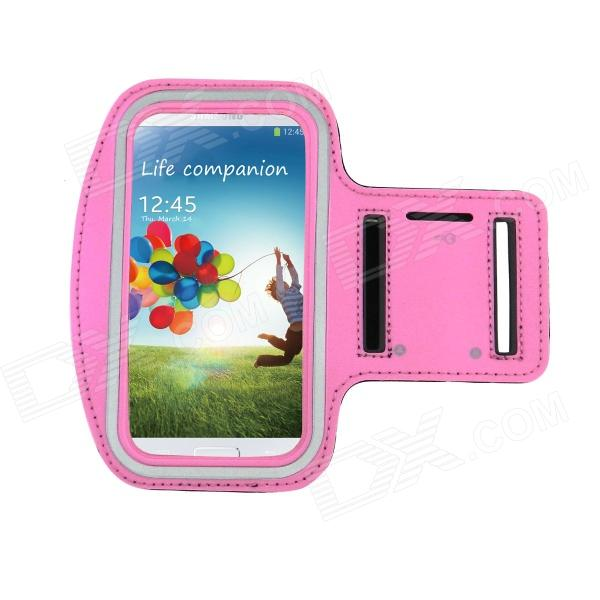 Sporty Gym Armand for Samsung GALAXY S4 / Samsung GALAXY Win  SCH-I869 - Pink
