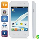 "Mini 7100 Android 2.3.5 GSM Bar Phone w/ 3.5"" Capacitive Screen, Dual-Band and Wi-Fi - White"