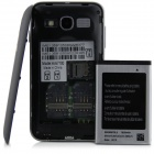 "Mini 7100 Android 2.3.5 GSM Bar Phone w/ 3.5"" Capacitive Screen, Dual-Band and Wi-Fi - Black"