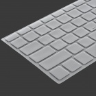 "Protective PP Keyboard Protector for 13.3""""/15.5"" MacBook Pro - White"