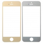 Replacement Glass Front Panel Display für iPhone 5 - Goldene