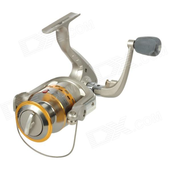 QUNHAI SG-6000A Handy Plastic Fishing Line Asorting Device Fishing Reel + Silver + Golden