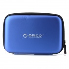 "Orico PHB-25 2.5"" Zippered Storage Bag for HDD / Camera / Mobile Phone - Blue + Black"