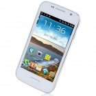 "i9150 Android 2.3.5 GSM Bar Phone w/ 4.0"" Capacitive Screen, Quad-Band, Wi-Fi, Dual-Camera - White"