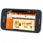 "i9150 Android 2.3.5 GSM Bar Phone w/ 4.0"" Capacitive Screen, Quad-Band, Wi-Fi, Dual-Camera - Black"