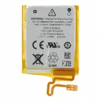 Replacement 3.7V 220mAh Built-in Battery for iPod Nano 7 - Silver + Golden