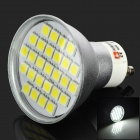 LeXing Lighting LX-018-LB GU10 4W 270lm 27 x SMD 5050 LED White Light Lamp (220~240V)