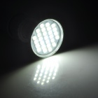 LeXing Lighting LX-018-LB GU10 4W 270lm 27 x SMD 5050 Cold White Lamp