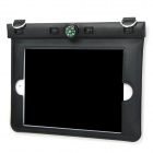 "Waterproof Bag w/ Compass / Strap for Ipad MINI / 7"" Tablet PC - Black"