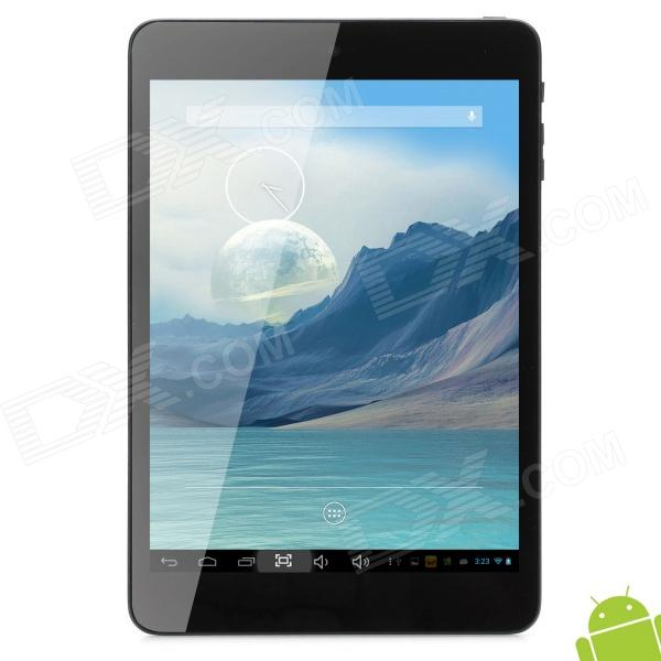 "SoftwinerEvb 7.95"" Dual Core Android 4.2 Tablet PC w/ 1GB RAM / 8GB ROM / HDMI - Silver + Black"