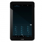 "Freelander PD200 7 ""Android 4.1 Tablet PC ж / 8 ГБ ROM, GPS, SIM, Bluetooth, OTG, FM - черный + белый"