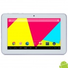 "ICOO D70PRO3 7"" IPS Dual Core Android 4.2.2 Tablet PC w/ 1GB RAM / 8GB ROM / HDMI - Silver + White"