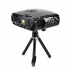 MOV MOV198A 36W LED Mini Projector w/ Mini VGA / AV / HDMI / Mini USB / Audio Out / SD - Black