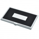 Stainless Steel Name Card Case (Color Assorted)