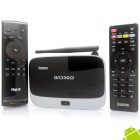Jesurun DX05 четырехъядерные процессоры Android 4.2.2 Mini PC Google TV Player W / 2GB RAM / ROM 8GB / F10 Air Mouse